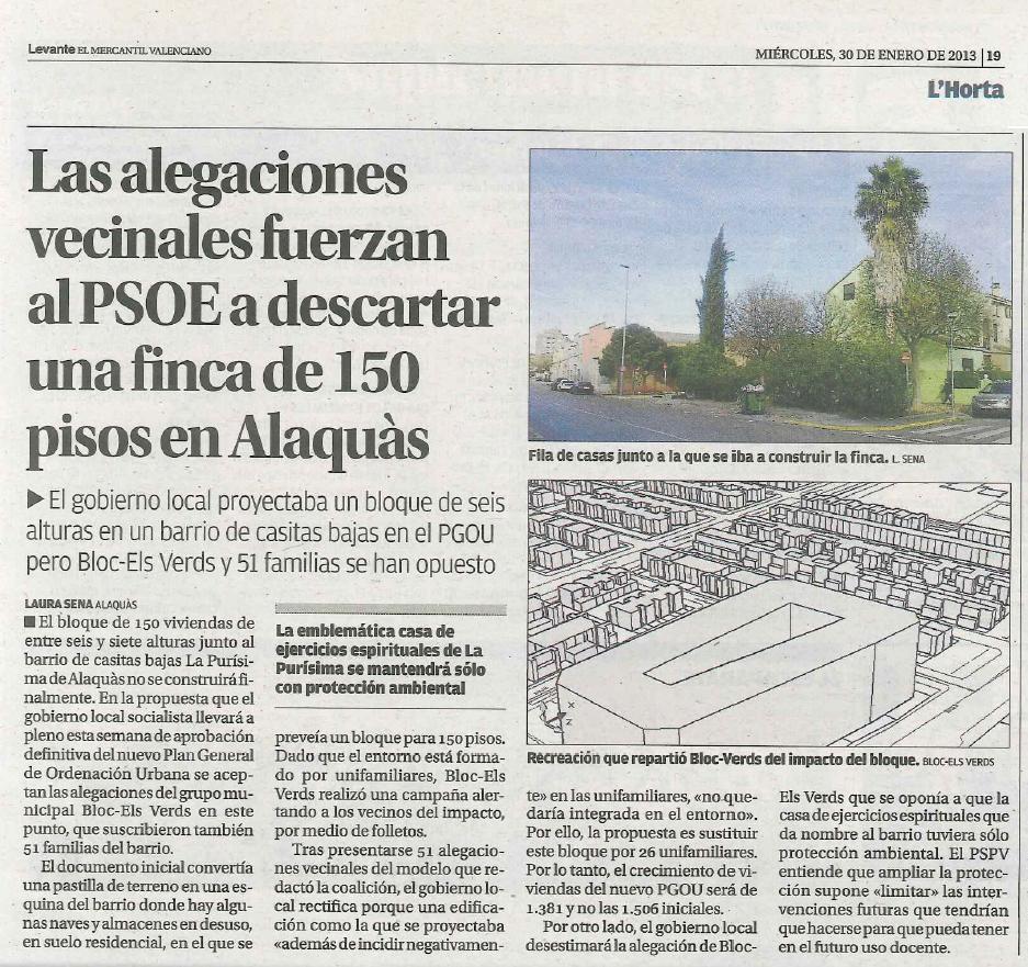 2013.01.30 Aceptació Al·legació Puríssima. Levante-EMV