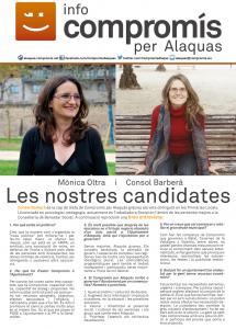InfoCompromís Alaquàs primavera - portada